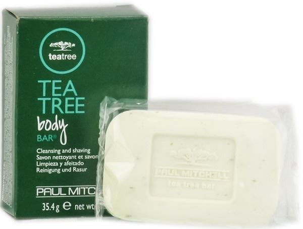 sabonete tea tree body bar paul mitchell