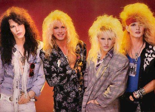 cabelo anos 80