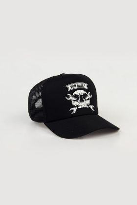 caps von dutch skull