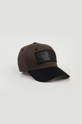 von dutch cap von dutch couro