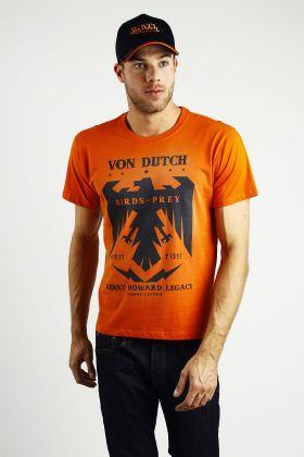 camiseta von dutch birds of prey