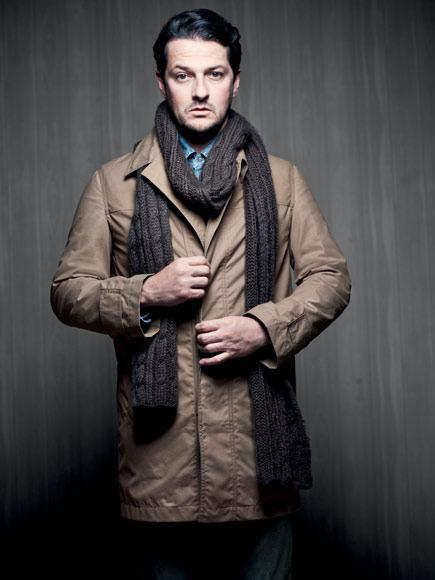 casaco estilo militar masculino