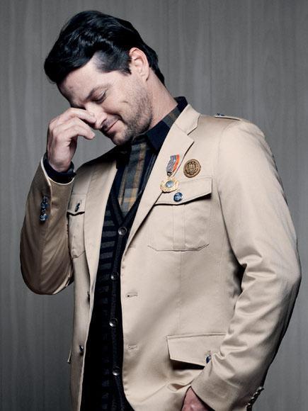 casaco militar masculino blazer