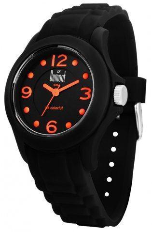 relógio colorido dumont sv45150p