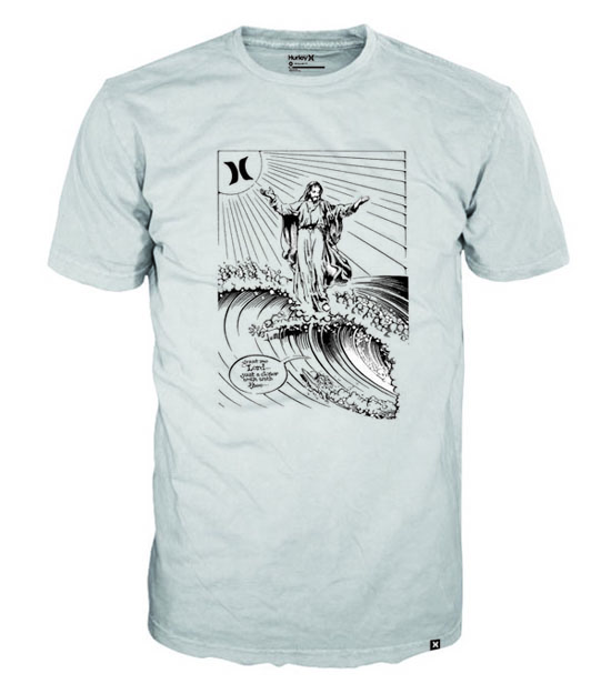 camiseta hurley space rick griffin
