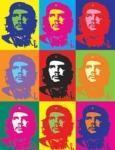 obras andy warhol pop art che guevara