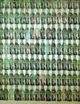 obras andy warhol pop art garrafas da coca cola
