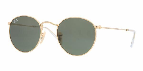 óculos redondo ray ban round