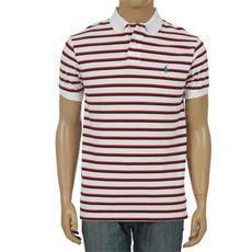 camisa polo ralph lauren listrada e customizada