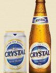 cerveja crystal sem álcool