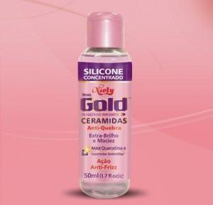 niely gold ceramidas silicone concentrado