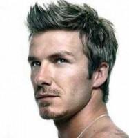 David Beckham Famosos Metrosexuais