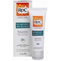ROC Minesol FPS 30 3 Melhores Protetores Solares