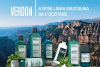 Linha Masculina Verdon L'occitane