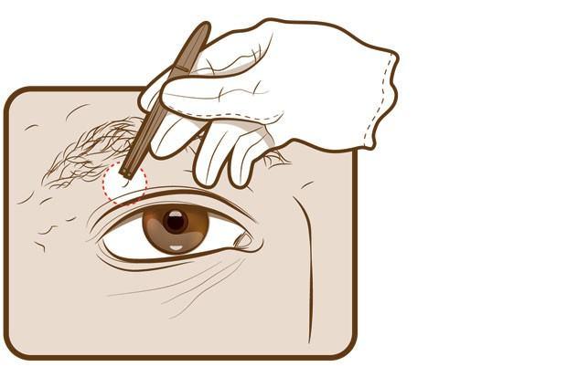 como fazer sobrancelha masculina bem feita