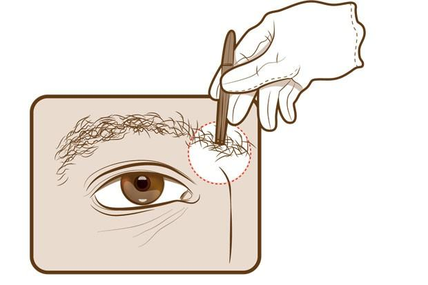fazer sobrancelha masculina