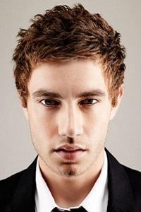 cabelo repicado curto masculino