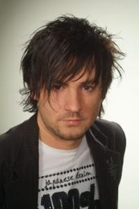 cabelo repicado médio masculino