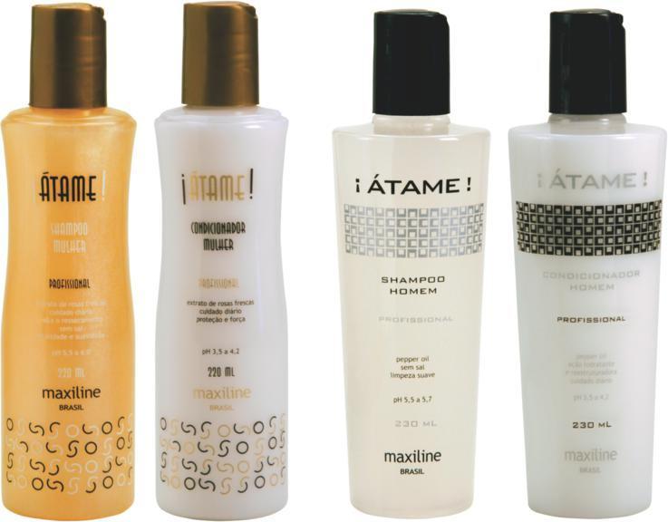 shampoo e condicionador masculino