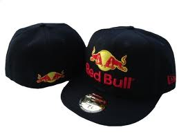 boné new era red bull