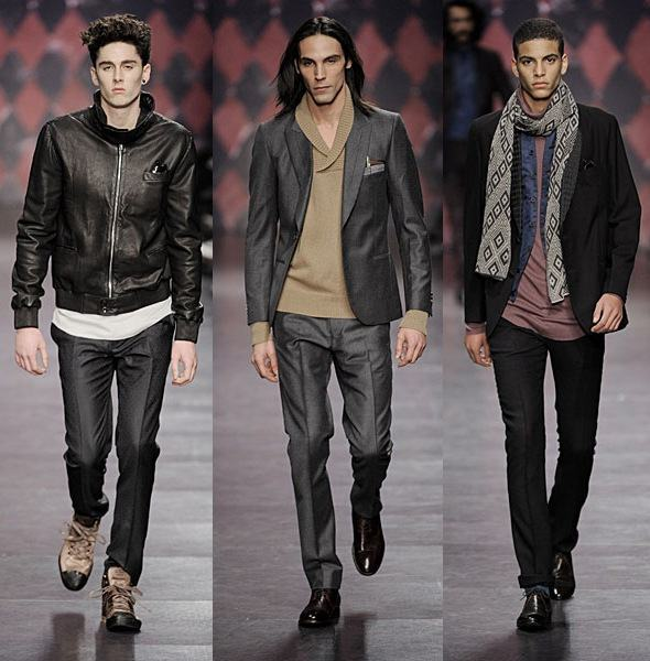 calça social masculina moderna