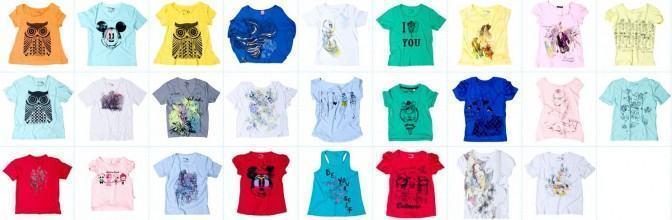 camisas personalizadas da c&a
