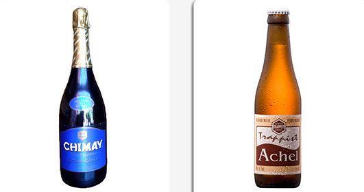 foto cervejas belgas
