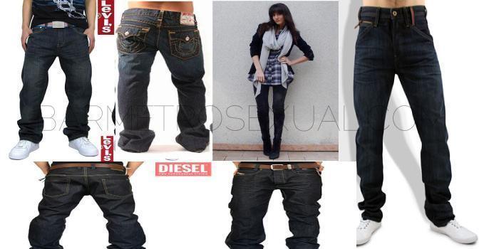 roupas jeans black