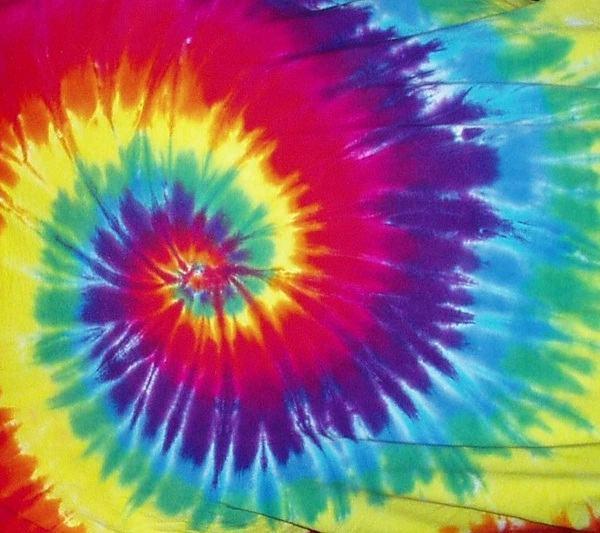 tie dye como fazer