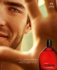 perfume natura homem áurum