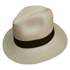 foto chapéu panamá