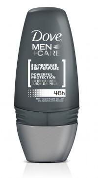 foto dove men + care sem perfume