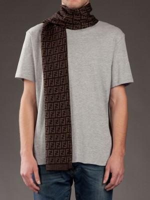 foto echarpe trico