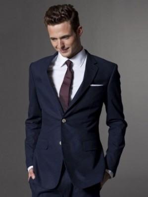 foto blazer azul