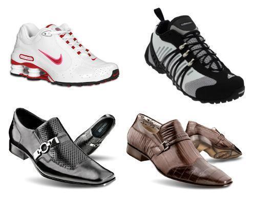 foto calçados na moda