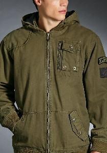 foto jaqueta militar masculina