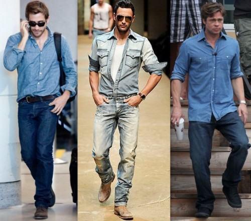 foto jeans masculino
