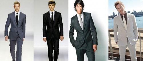 foto roupa social masculina