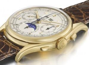 foto relógios mais caros do mundo