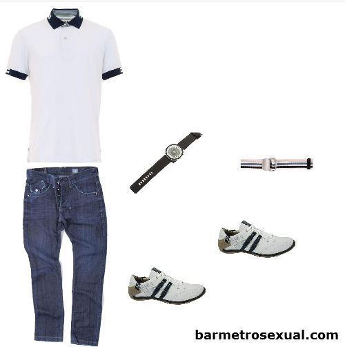 foto de roupa masculina para entrevista