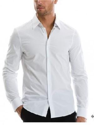foto camisa social slim fit