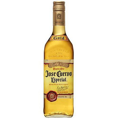 foto tequila jose cuervo ouro