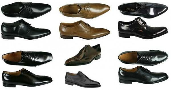 foto sapatos sociais