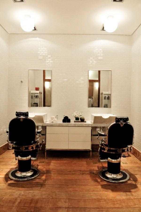 foto barbearia de marcos proença