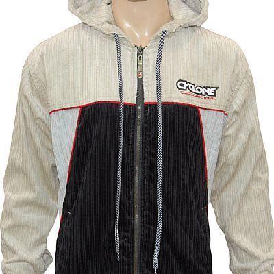 foto casaco veludo cotelê