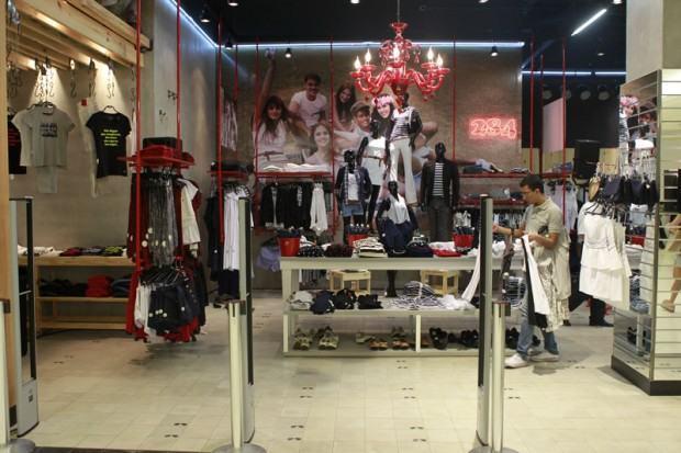 foto da loja 284 no shopping leblon