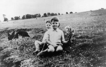 foto paul mccartney anos 40