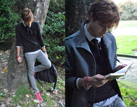 foto calça skinny com sneaker