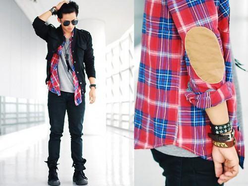 foto roupas para rockeiros