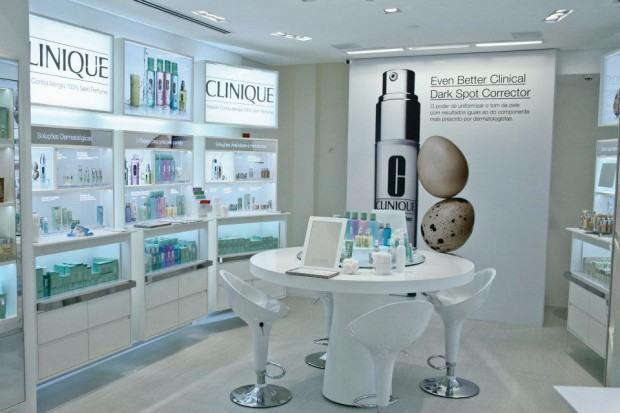 foto loja clinique